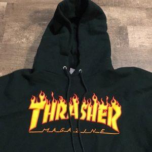 d3a3e49d5951 thrasher Shirts - Thrasher Logo Hoodie